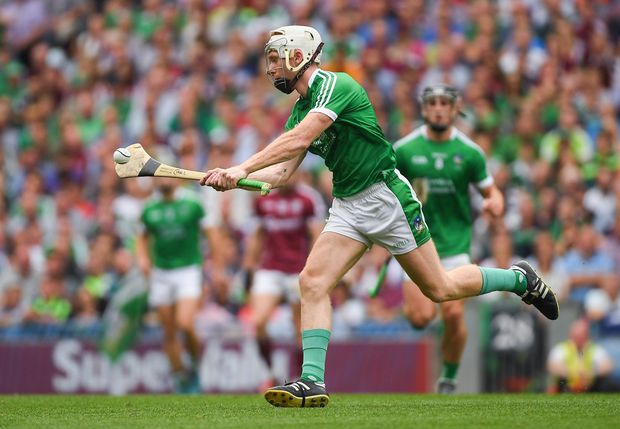 Cian Lynch has been named at midfield for Limerick's opening league game against Wexford. Photo by Piaras Ó Mídheach/Sportsfile