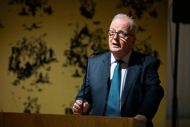 President: Des Fitzgerald says no PCC funding came from the university