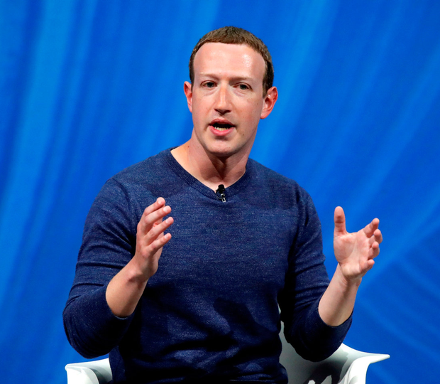 Facebook's Mark Zuckerberg calls for internet regulations