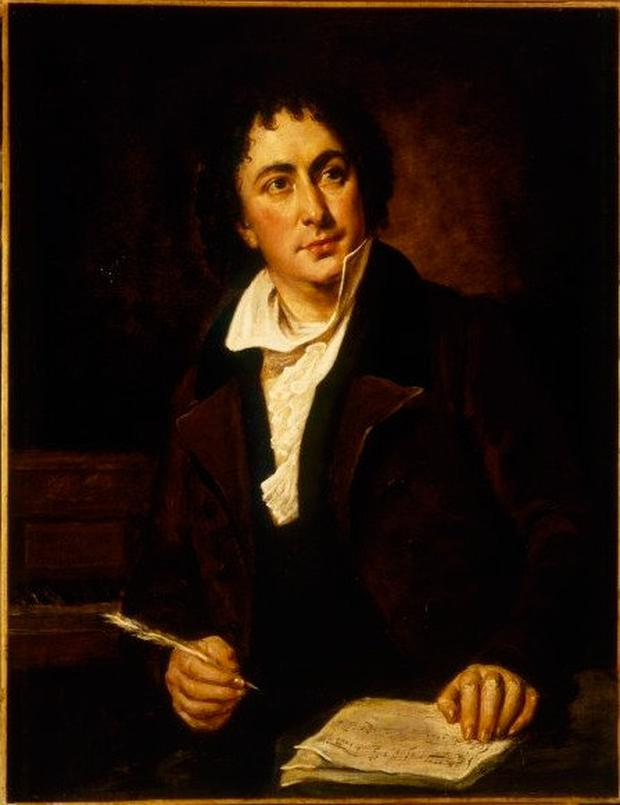 The father of Australian music: Isaac Nathan