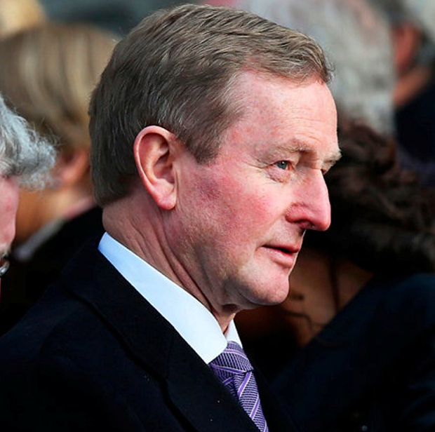 """'As Enda Kenny infamously put it when regaling a Washington audience, """"Paddy likes to know"""".' Photo: Steve Humphreys"""