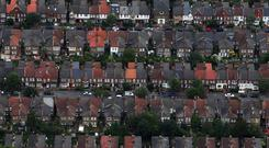 Mortgage rates are unlikely to come down further despite being the second highest in the eurozone. Stock: Getty Images