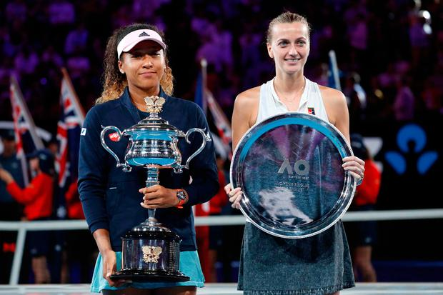 Australian Open 2019: Naomi Osaka was 'robot' & Petra Kvitova is 'hurting'