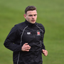Defender Andy Boyle has re-signed for Dundalk. Photo: David Maher/Sportsfile