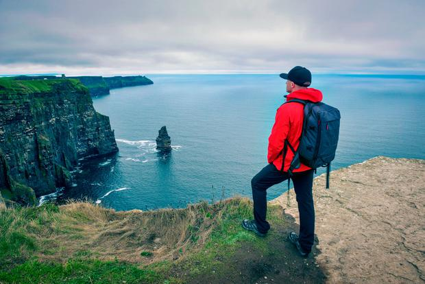 The Cliffs of Moher are up for an award at the Irish Tourism Industry Awards