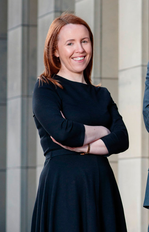 Marie O'Riordan, a real estate partner at the international law firm Eversheds Sutherland