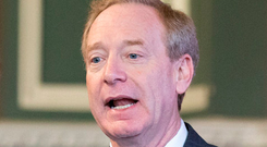 Microsoft president Brad Smith says 'everybody has a role' on housing