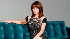 Kay Burley was in Northern Ireland to talk about Brexit