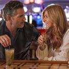 Eric Bana and Connie Britton in Dirty John