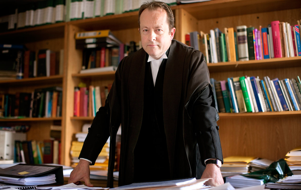 Master of the High Court Edmund Honohan. Picture: David Conachy