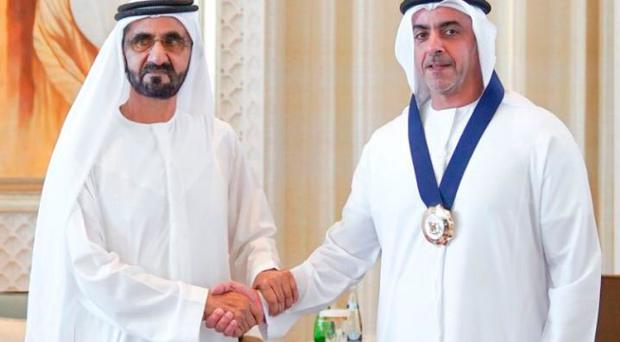 UAE held a 'gender balance' awards... but all the winners are men