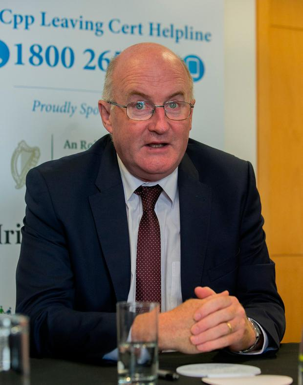 John Horan: The GAA 'will not apologise for good work on the ground'. Picture: Collins