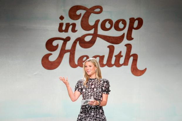 The next big thing: Gwyneth Paltrow spook of her interest in CBD Goop health conference in LA last summer