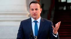 Taoiseach Leo Varadkar. Photo: PA