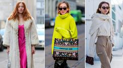 Fashion Week street style at a glance