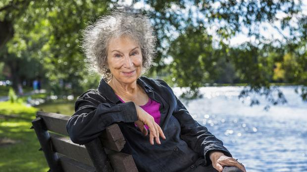 Margaret Atwood has joked that her novel is set in Ireland. (Liam Sharp/Handout/PA)