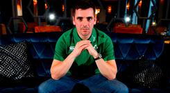 Noel McNamara aims to put what he learned in New Zealand to good use in Ireland's U-20 Six Nations campaign. Photo: Sam Barnes/Sportsfile