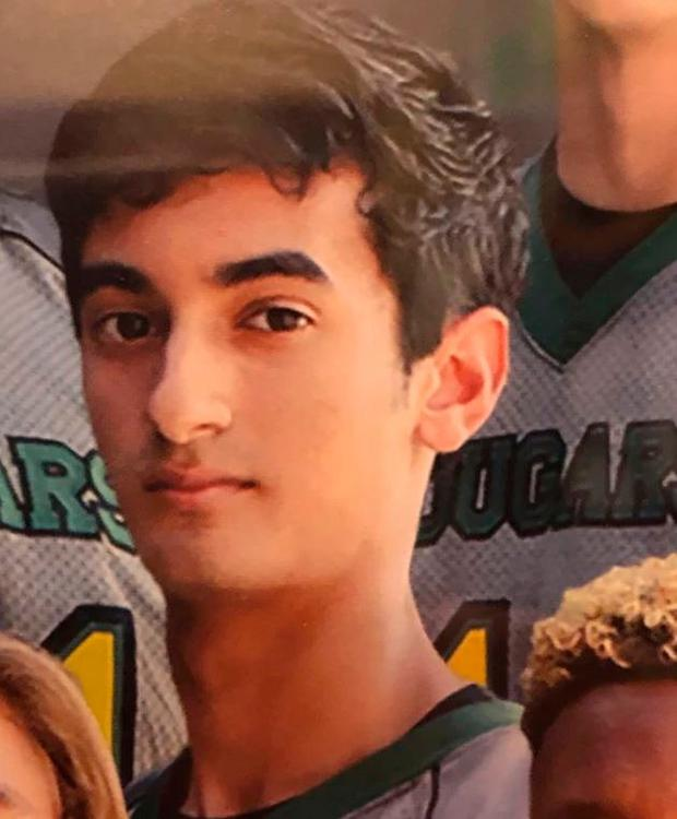 Gerald Belz (18) was discovered unconscious Wednesday