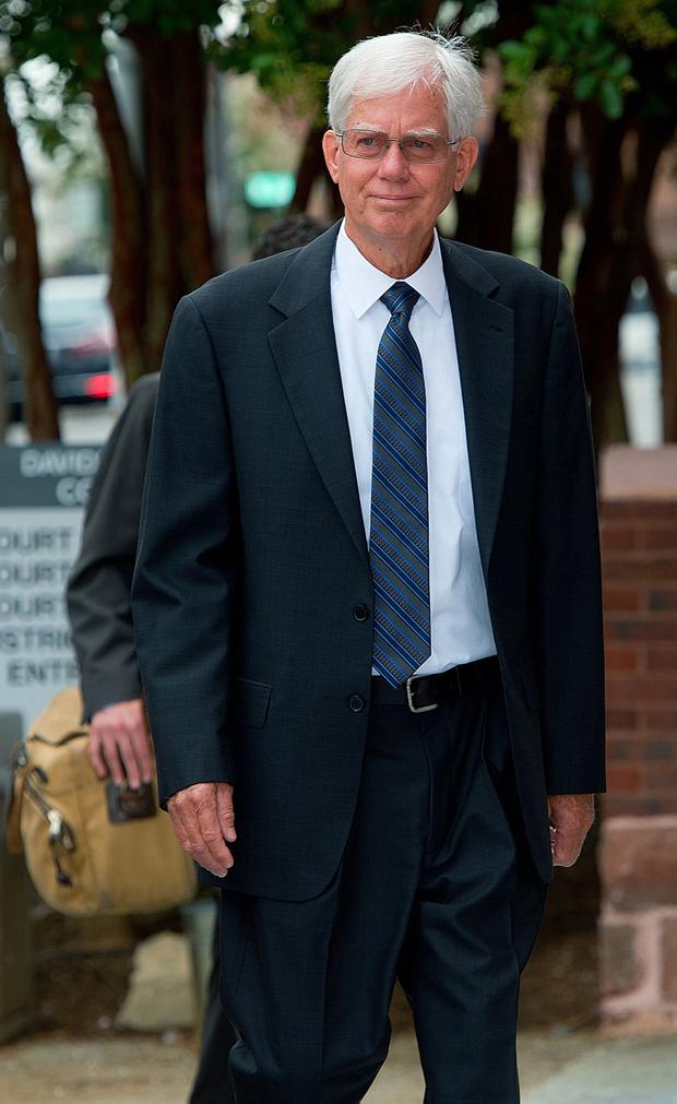 Thomas Martens: Guilty of murdering his son-in-law. Photo: The Dispatch