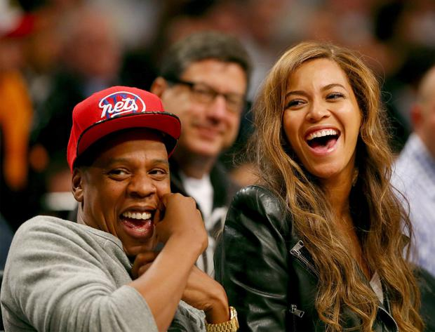 Pledge: Beyoncé and Jay-Z are taking on new diets. Photo by Elsa/Getty Images