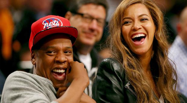 On song: Beyoncé and Jay-Z offer tickets for life to fan who goes vegan
