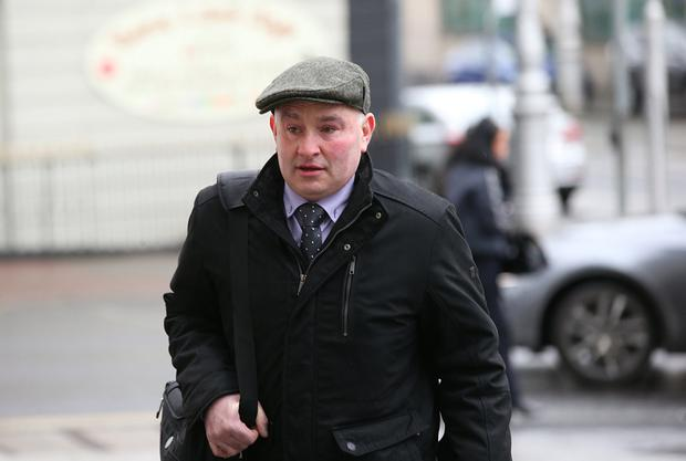 Accused man Pat Quirke