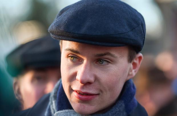 Trainer Joseph O'Brien. Photo: David Fitzgerald/Sportsfile