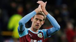 Peter Crouch. Photo: REUTERS