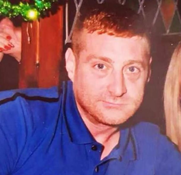 Carl Carr: His body was found beside a motorway in Spain