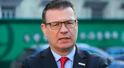 Labour Party health spokesperson Alan Kelly said the beds are 'desperately needed'. Photo: Gareth Chaney/Collins