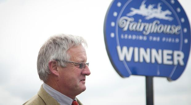 Comeback king Nicholson rues staff shortages for small trainers
