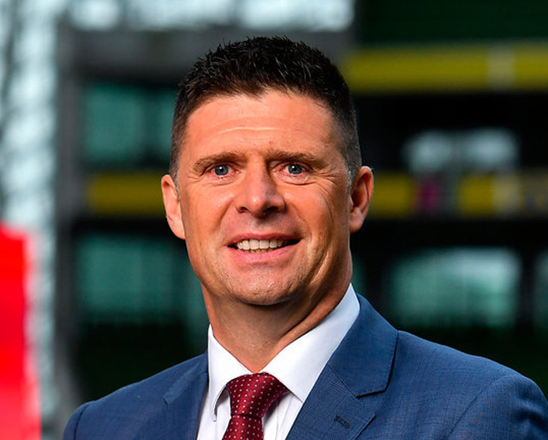 Quinn's idea is to construct academies that would offer young pros full-time training here, with the guaranteed fall-back of full-time education so they have a firm Plan B. Photo: Brendan Moran/Sportsfile