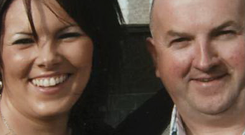 Close: Bobby Ryan and his daughter Michelle were both DJs, calling themselves Mr Moonlight and Shelley Moonlight