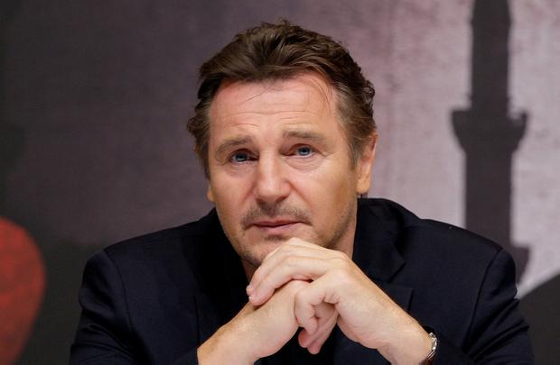 Regrets: Hollywood star Liam Neeson has become embroiled in a race row over his comments. Photo: Getty Images