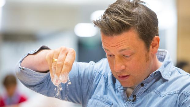 Celebrity chef Jamie Oliver's Italian restaurant chain collapses