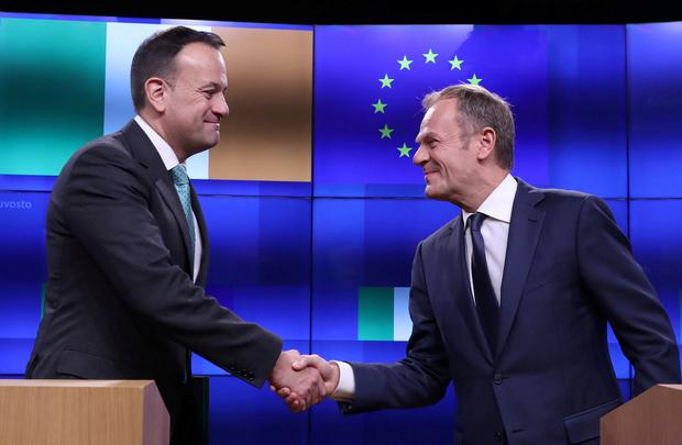 Hell for Brexit: EU's Tusk Lashes Eurosceptics