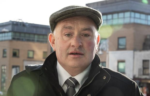 Denial: Patrick Quirke has pleaded not guilty to murder. Photo: Collins Courts