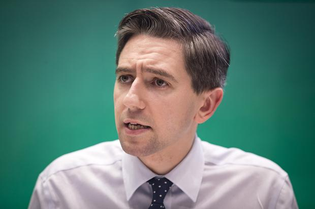 Health Minister Simon Harris. Photo: Arthur Carron