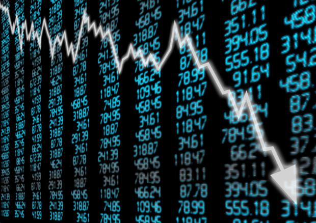 Shares in travel software provider Datalex were down around 1pc in afternoon trading, after a report that the Central Bank was investigating the company. Stock image