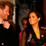 Meghan and Harry during a visit to the Bristol Old Vic theatre. Photo: Marc Giddings/The Sun/PA Wire
