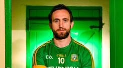 Graham Reilly: 'I want to play. I'm 29, I don't have many years left.' Photo: Sportsfile