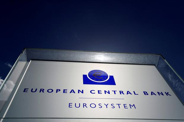 'Anaemic economic growth across Europe is the reason why ECB rates won't rise for a while.' Photo: REUTERS