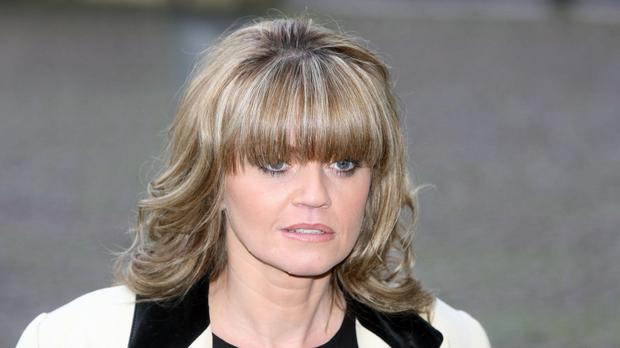 Danniella Westbrook has been sent to rehab (Lewis Whyld/PA)