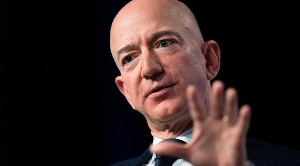 'Enquirer' denies bid to blackmail Amazon boss Bezos with sexually explicit photos