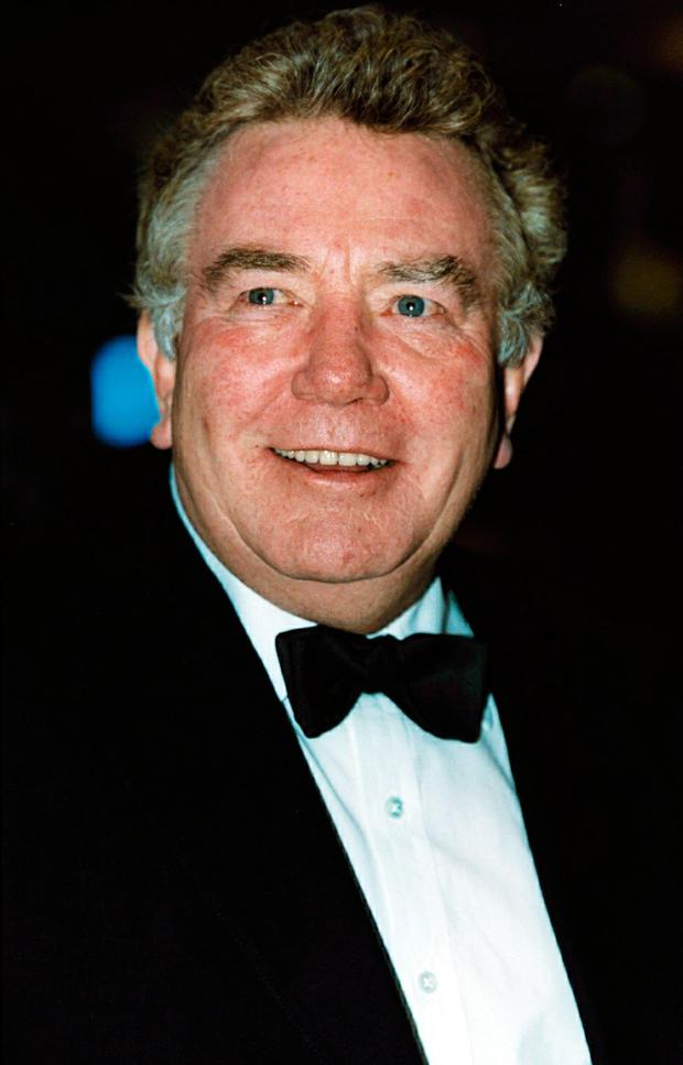 Tributes: Praise for the late Albert Finney poured in after his death yesterday. Photo: William Conran/PA Wire