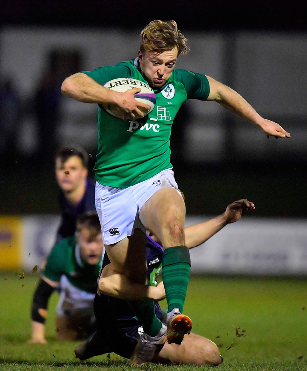 O'Connell hails Ireland's return to winning ways