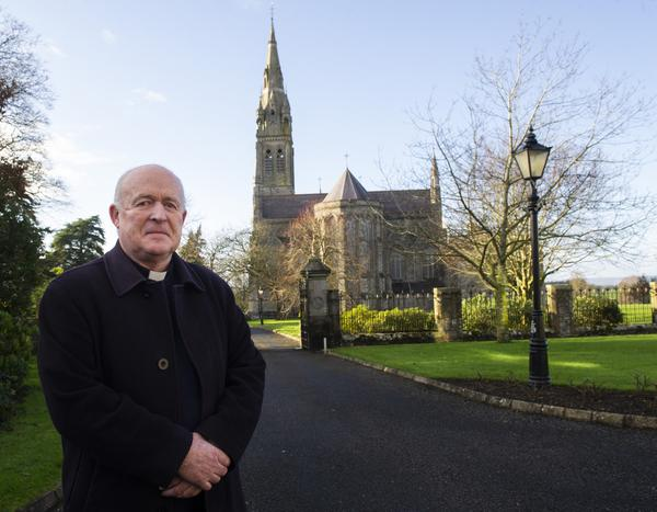 Learning exercise: Bishop-elect of Clogher Larry Duffy will hold talks on how to 'fill the void' of having fewer priests. Photo: Rory Geary/The Northern Standard