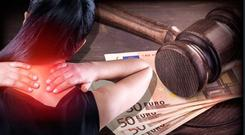 Concerns at fraudulent cases: The chief executive of ISME said there were serious issues with solicitors using the line they 'acted in good faith'. Stock picture