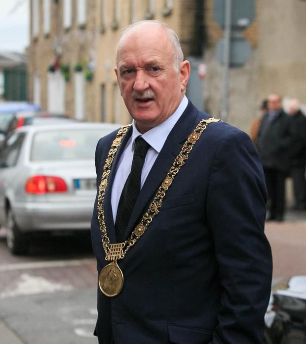 Dublin Lord Mayor Nial Ring. Picture: Collins