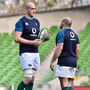 GIANT ABSENCE: Ireland skipper Rory Best feels the loss of Devin Toner will be keenly felt. Photo by Matt Browne/Sportsfile